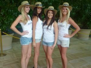 The partypoker10001.com girls