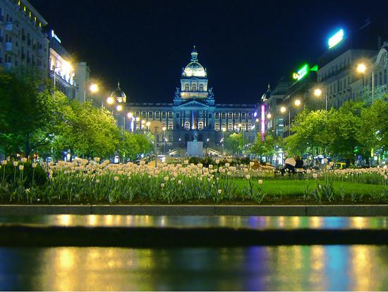 Prague's National Museum