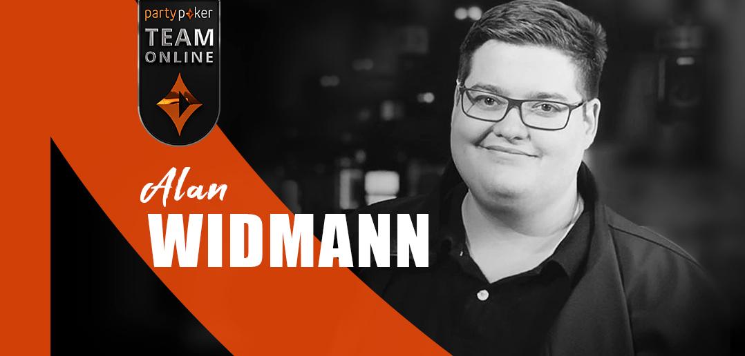 """Alan """"Hotted89"""" Widmann Team Online"""