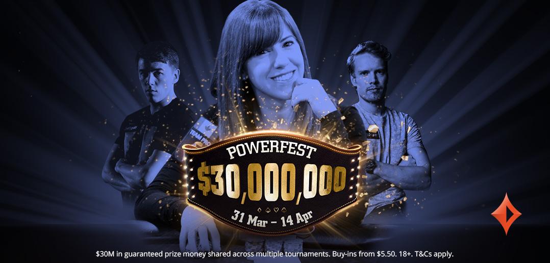 $30M Gtd POWERFEST
