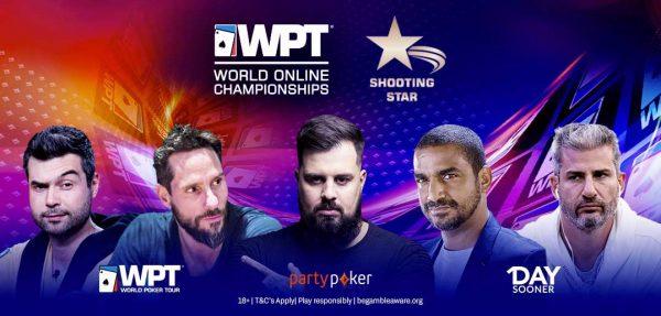 Las figuras jugarán a beneficio con partypoker y el WPT
