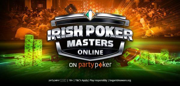 Anpfiff für die Irish Poker Masters-Satellites