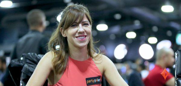 Kristen Bicknell Finishes Third in IPM High Roller