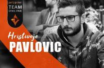 Team Online's Hristivoje Pavlovic