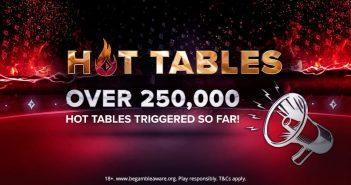 250K Hot Tables