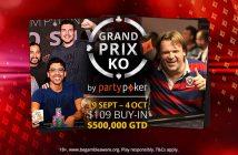 Grand Prix KO Series September